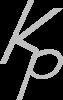 KP - Kiss Péter logo