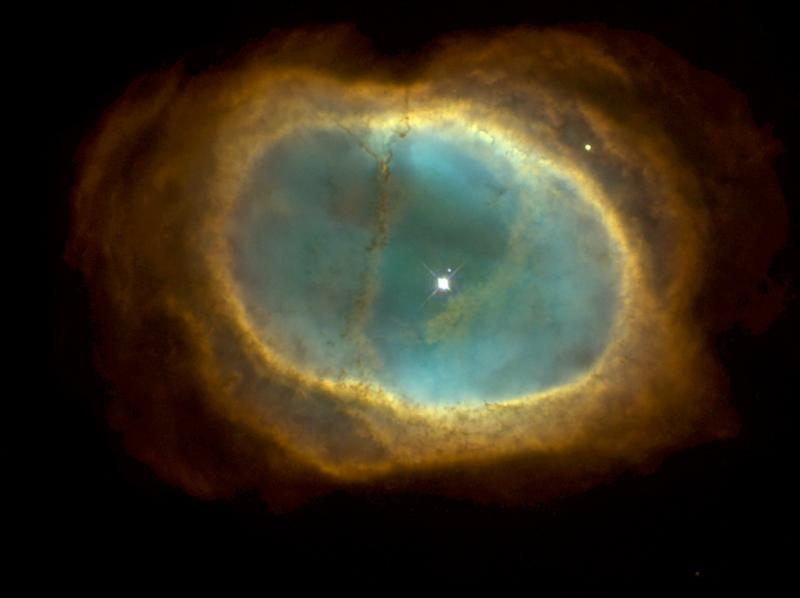 NGC 3132 Hubble Space Telescope (HST) photo (resized).
