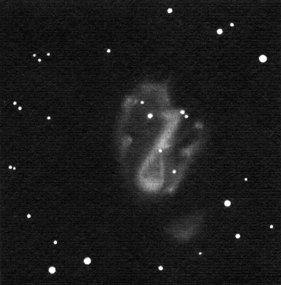 NGC 5189 drawing inverted into positive.
