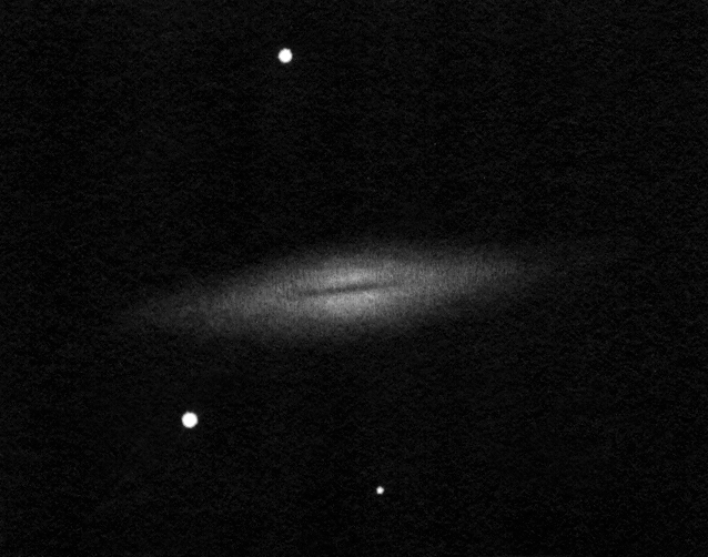 M 102 drawing inverted into positive.