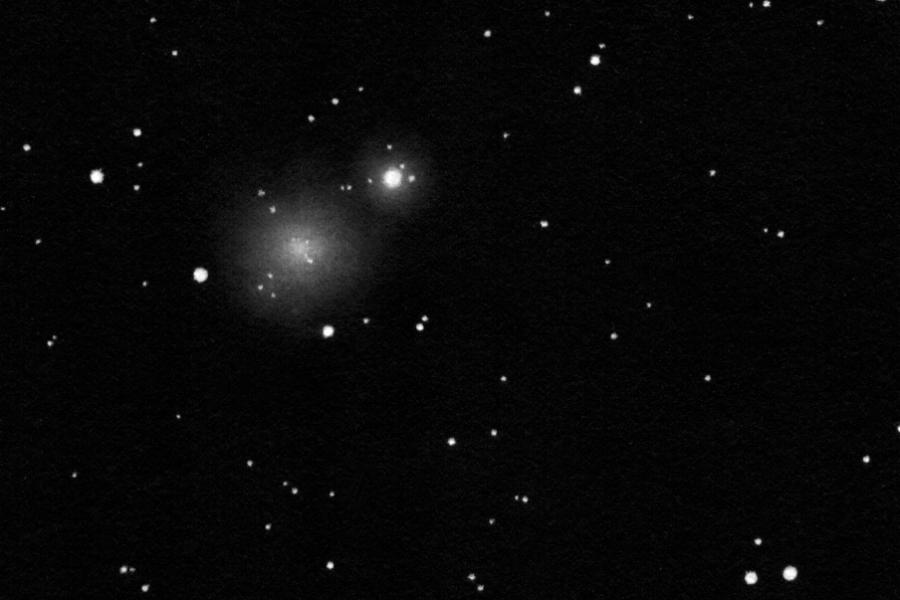 NGC 5286, pozitívba fordíott rajz.