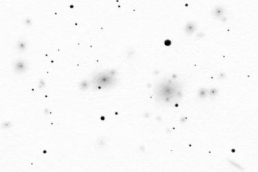 Coma Galaxy Cluster