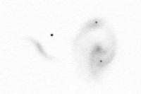 Arp galaxies