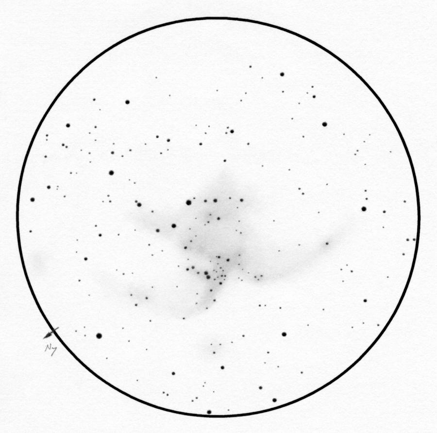 M 16 (Eagle Nebula)