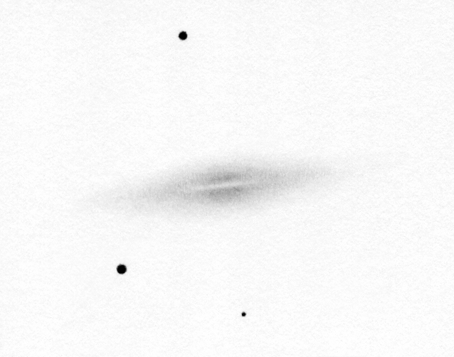 M 102 (NGC 5866)