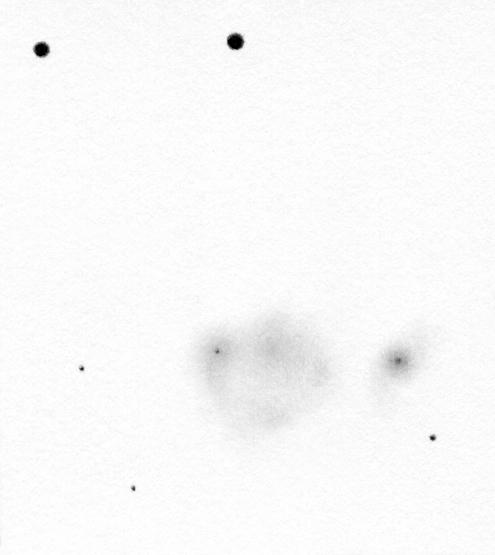 NGC 2444-45 (Arp 143)